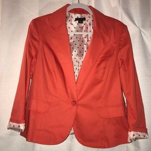 Plus size Metaphor Blazer